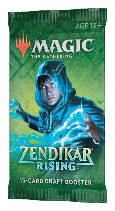 MTG - Zendikar Rising Draft Booster 2