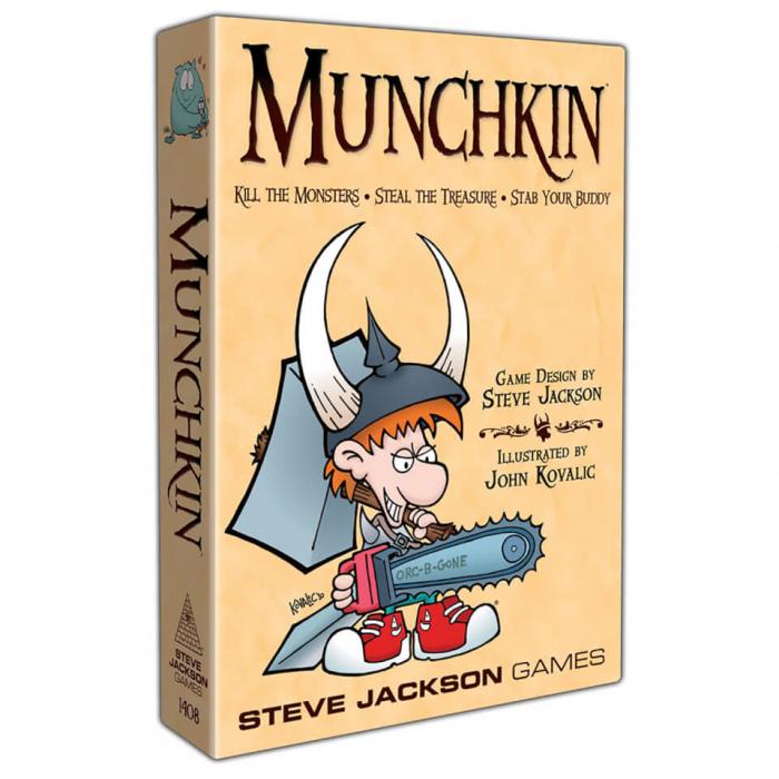 Munchkin 0