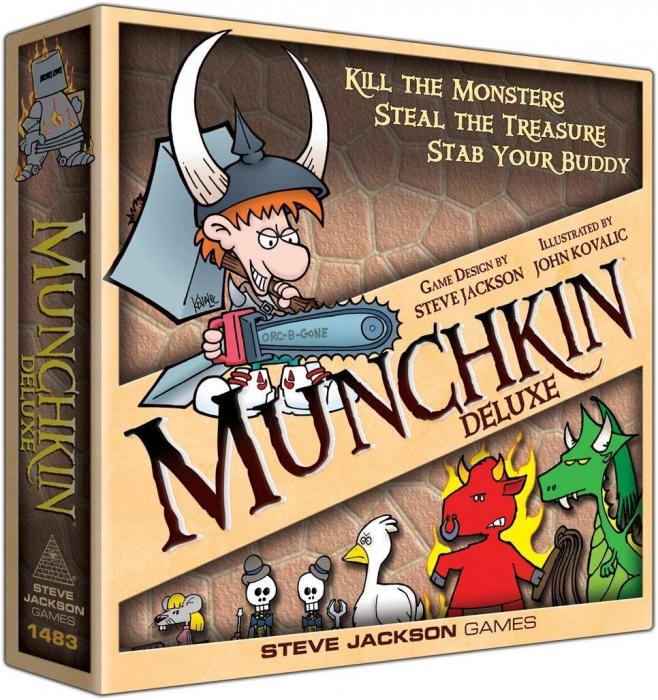 Munchkin Deluxe - EN 0