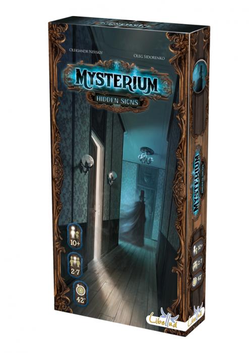 Mysterium Hidden Signs (Extensie) - EN 0