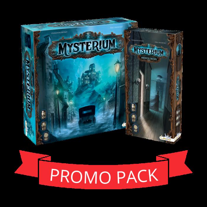 Mysterium & Hidden Signs - Promo Pack 0