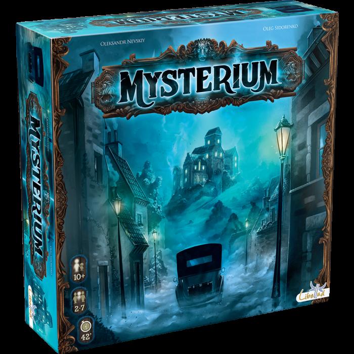 Mysterium & Secrets and Lies - Promo Pack [1]