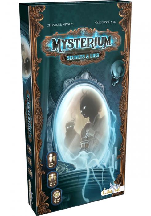 Mysterium Secrets & Lies (Extensie) - EN [0]