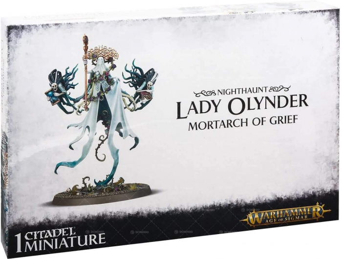 Nighthaunt Lady Olynder 0