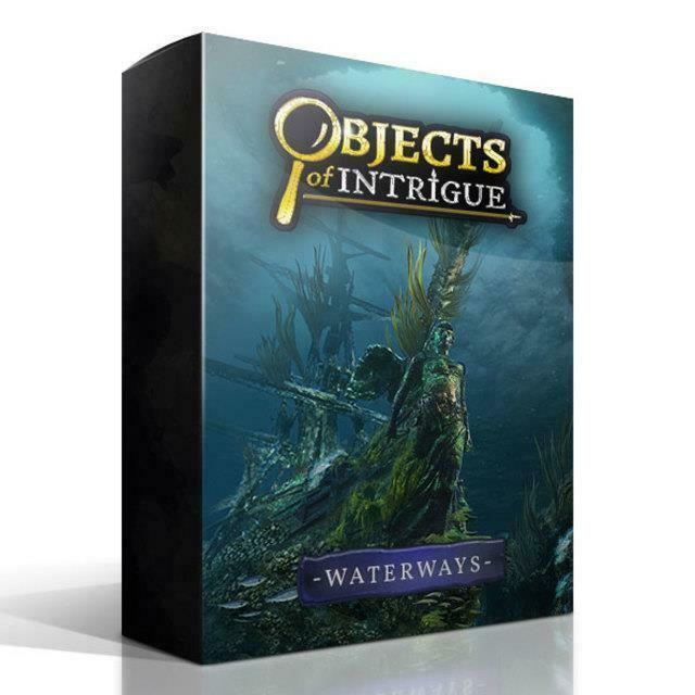 Objects of Intrigue: Waterways - EN 0