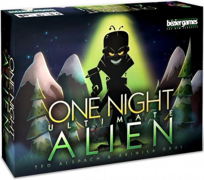 One Night Ultimate Alien 0