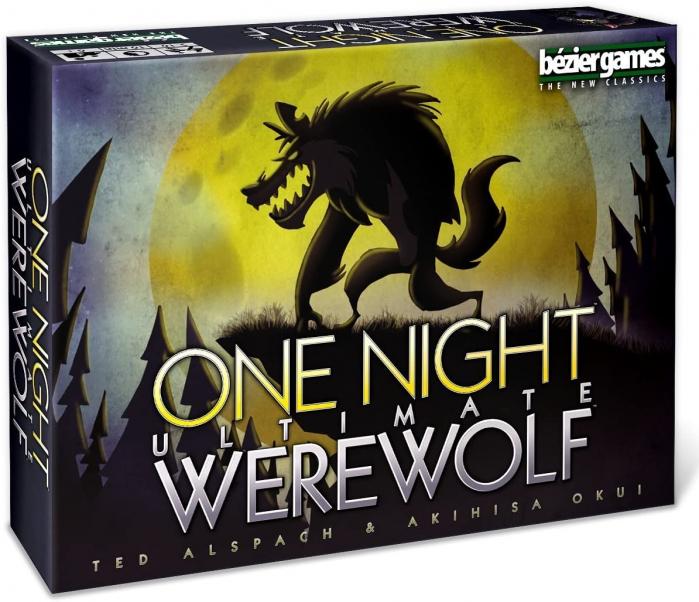 One Night Ultimate Werewolf 0