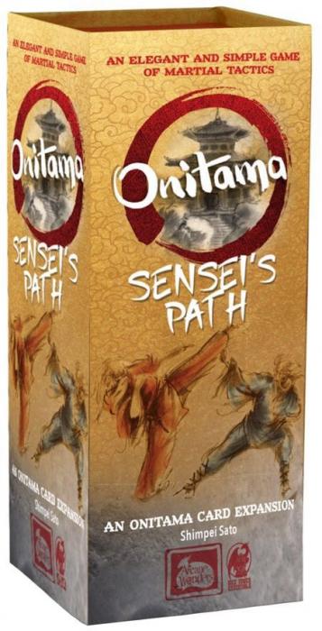 Onitama: Sensei's Path (Extensie) - EN 0
