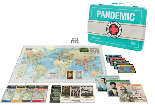 Pandemic 10th Anniversary Edition - EN 1
