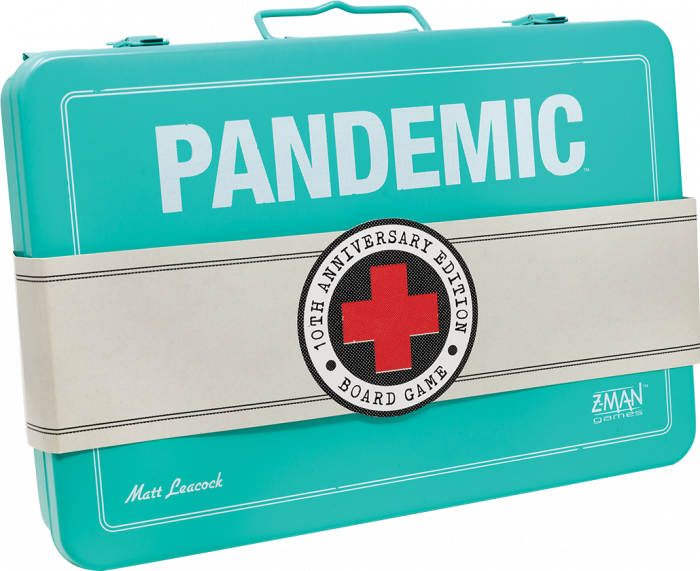 Pandemic 10th Anniversary Edition - EN 0