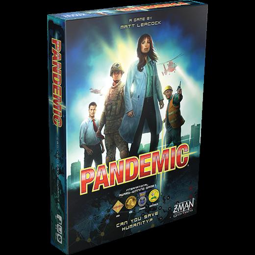 Pandemic - EN 0