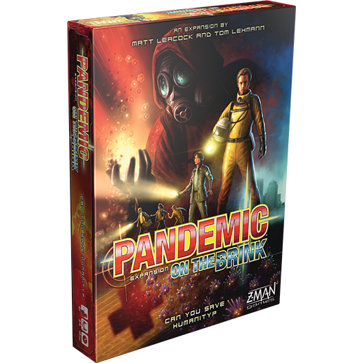 Pandemic: On The Brink (Extensie) - EN 0