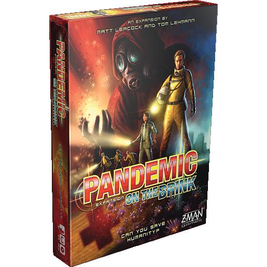 Pandemic: On The Brink (Extensie) - EN [0]