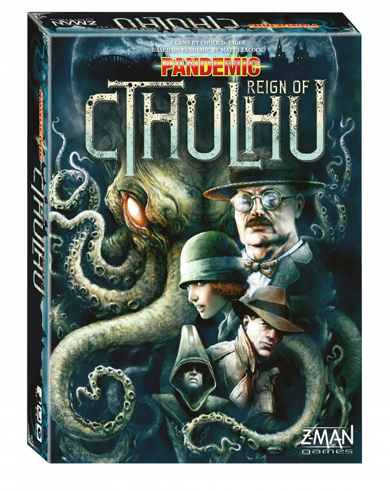 Pandemic: Reign of Cthulhu - EN 0