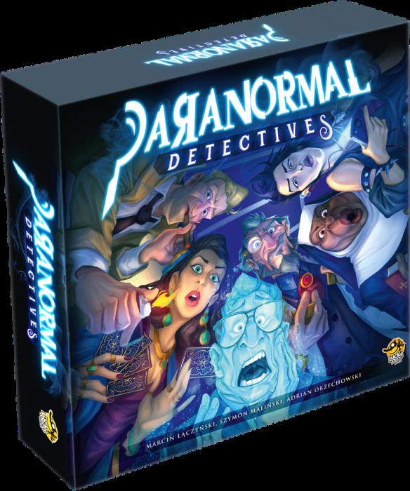 Paranormal Detectives jocuri de societate 0