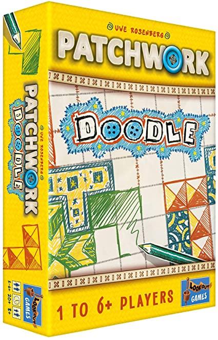 Patchwork Doodle jocuri de societate 0
