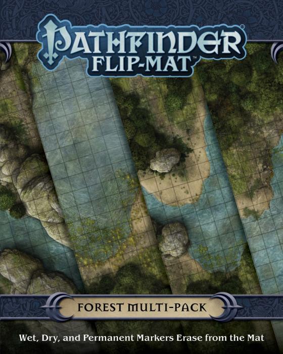 Pathfinder Flip-Mat: Forest Multi-Pack 0