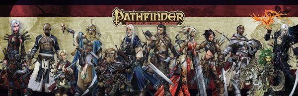 Pathfinder RPG GM Screen 1