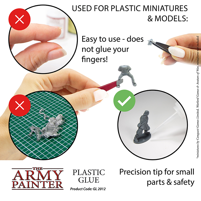 Plastic Glue - The Army Painter 4