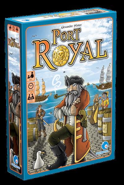 Port Royal & Doar Inca Un Contract - Promo Pack 1