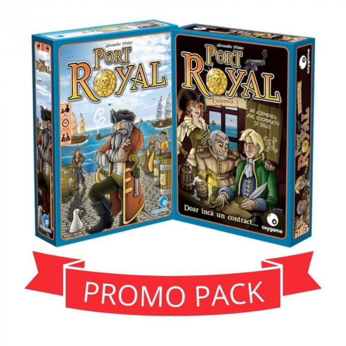 Port Royal & Doar Inca Un Contract - Promo Pack 0