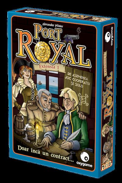 Port Royal Doar inca un contract (Extensie) - RO 0