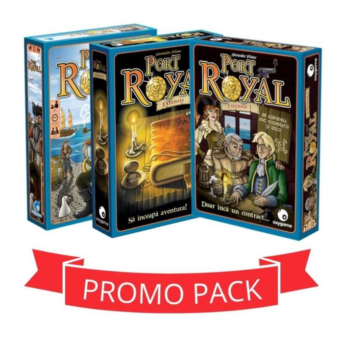 Port Royal - Promo Pack 0