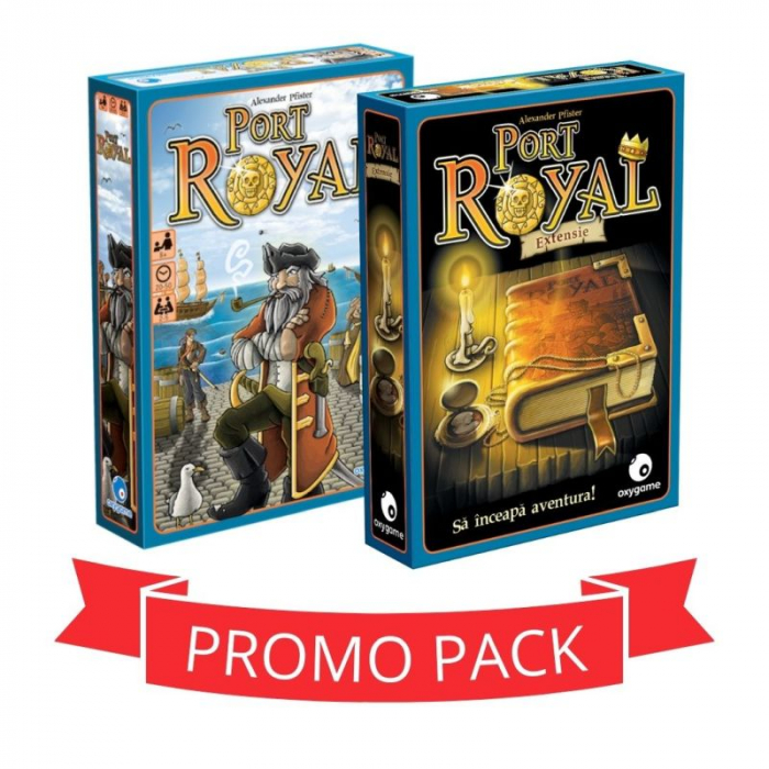 Port Royal & Sa Inceapa Aventura - Promo Pack 0