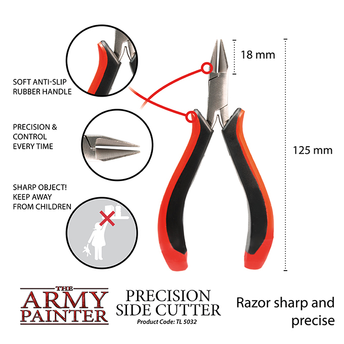 Precision Side Cutter 2