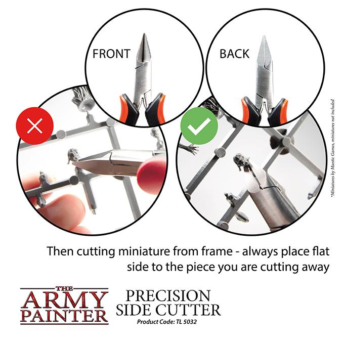 Precision Side Cutter 4