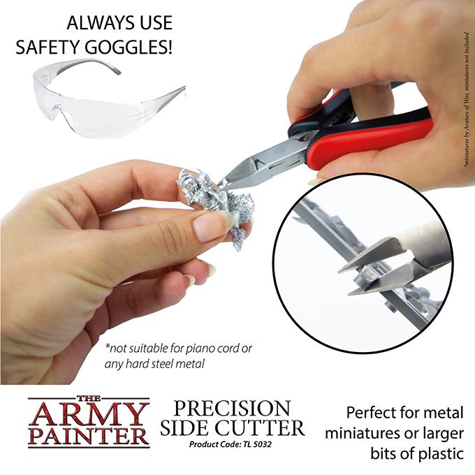 Precision Side Cutter 3