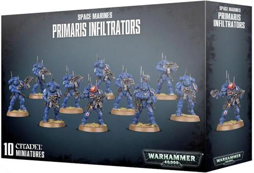 Primaris Inflitrators - GW 0