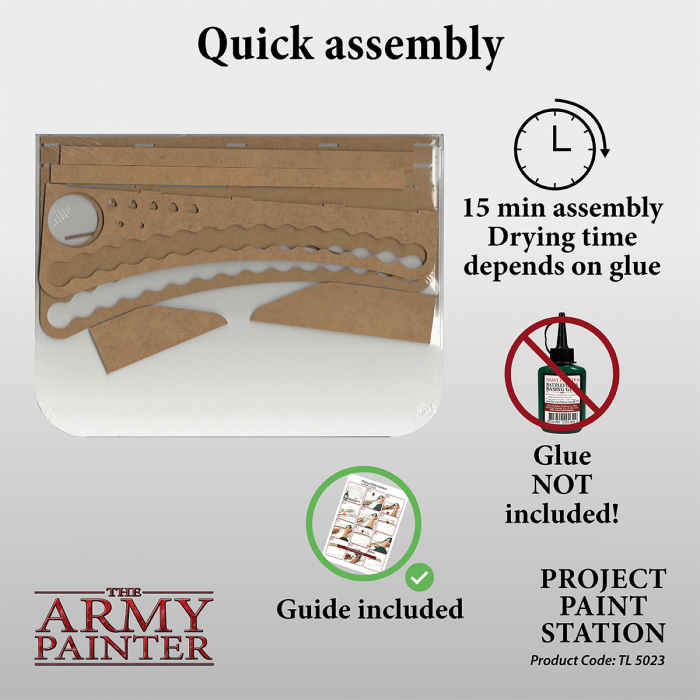 Project Paint Station - The Army Painter 4