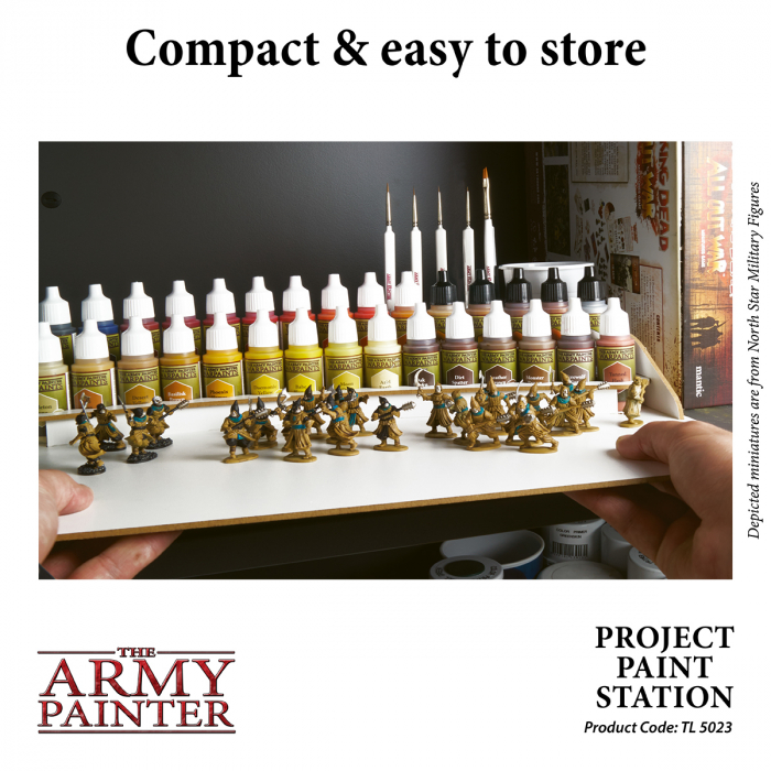 Project Paint Station - The Army Painter 3