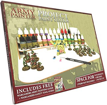 Project Paint Station - The Army Painter 0