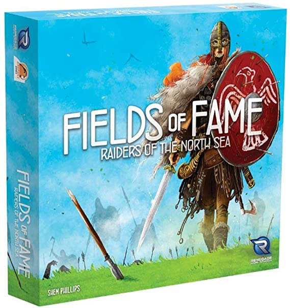 Raiders of the North Sea: Fields of Fame 0