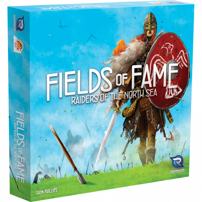 Raiders of the North Sea & Fields of Fame - Promo Pack 2