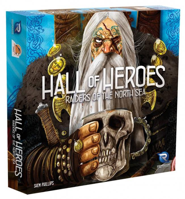 Raiders of the North Sea: Hall of Heroes - EN 0