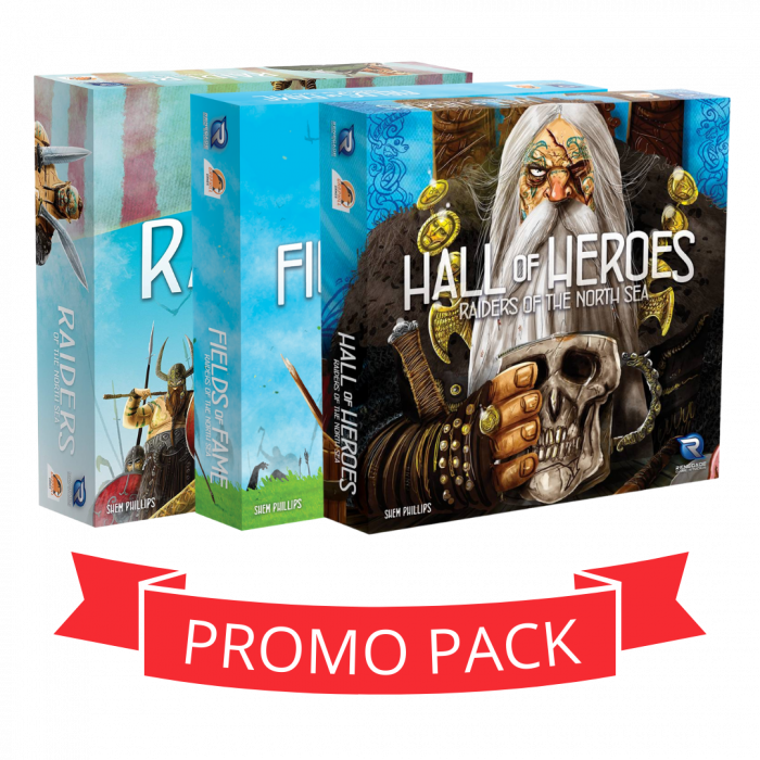 Raiders of the North Sea - Promo Pack [0]