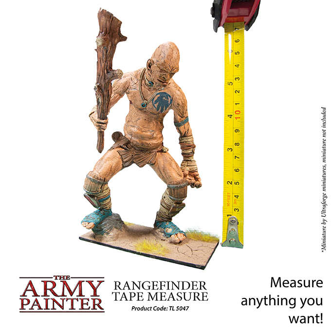 Rangefinder Tape Measure - The Army Painter 5