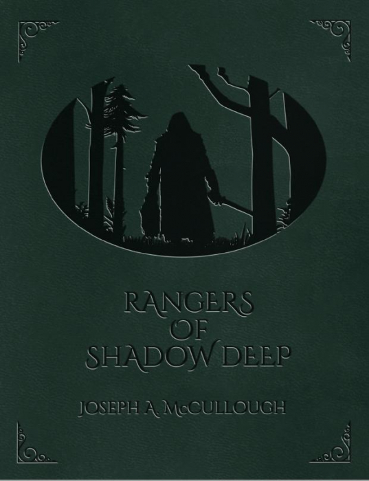 Rangers of Shadow Deep - Deluxe Edition Core Rulebook 0