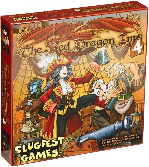 Red Dragon Inn 4 (Extensie) - EN 0
