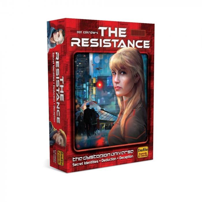 Resistance - The 3rd Edition - EN 0