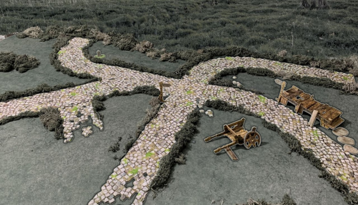 Battle Systems - Roads and Rivers 0