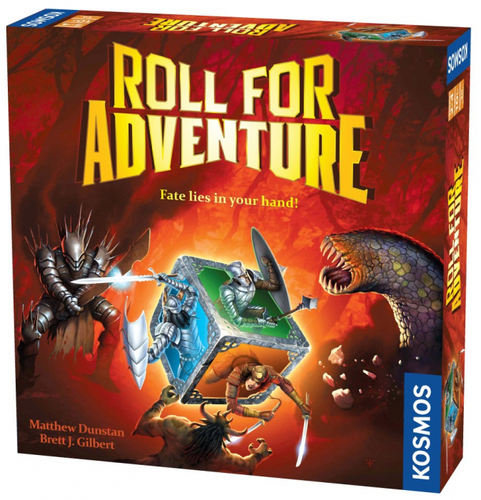 Roll for Adventure 0