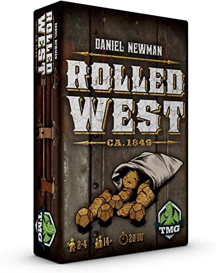 Rolled West jocuri de societate 0