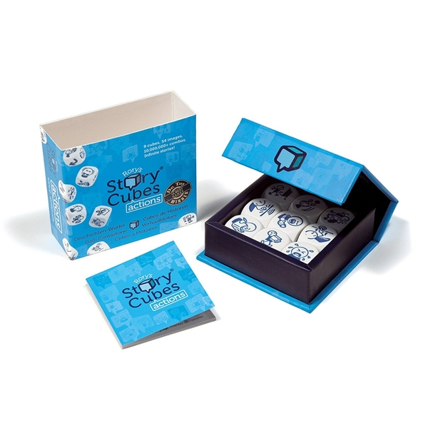 Rory's Story Cubes - Actions 1