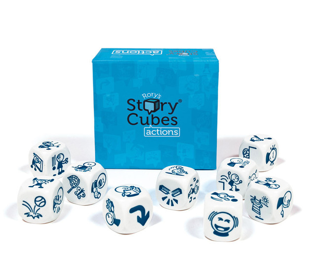 Rory's Story Cubes - Actions 2