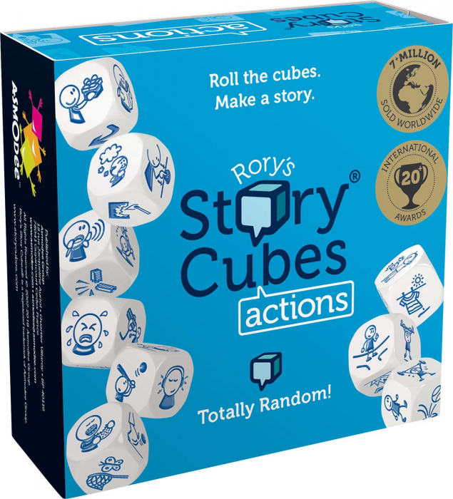 Rory's Story Cubes - Actions - EN 0