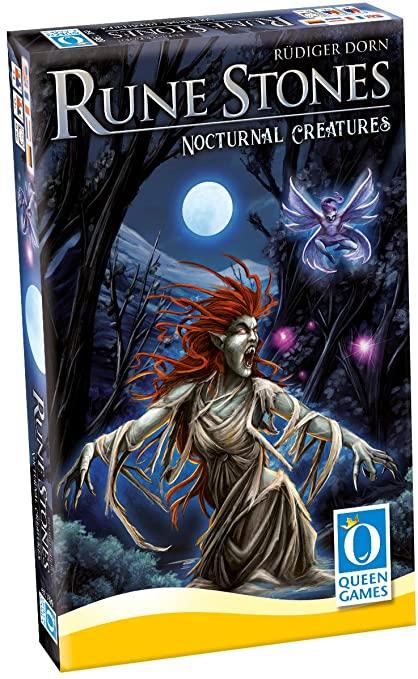 Rune Stones: Nocturnal Creatures - EN 0